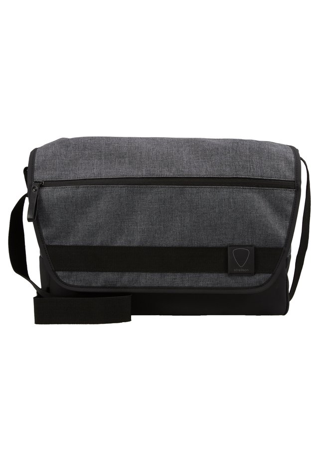 NORTHWOOD MESSENGER - Skuldertasker - dark grey