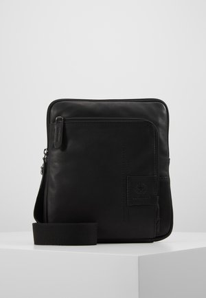 HYDE PARK SHOULDERBAG - Umhängetasche - black