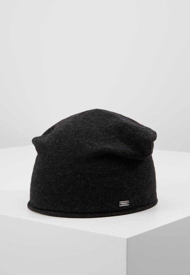 ROLL  - Beanie - black