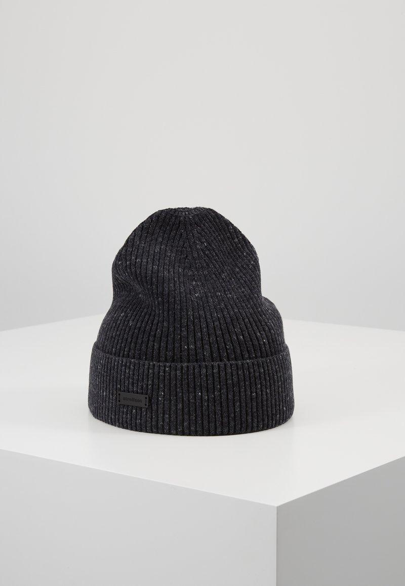 Strellson - ELIOT  - Mütze - black