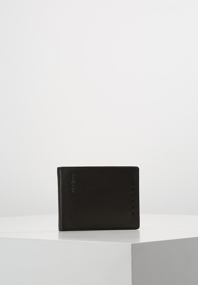 OXFORD CIRCUS BILLFOLD - Portefeuille - darkbrown