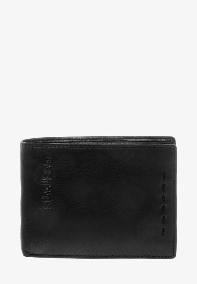 OXFORD CIRCUS BILLFOLD - Wallet - schwarz