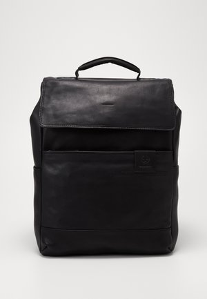 HYDE PARK BACKPACK - Reppu - black