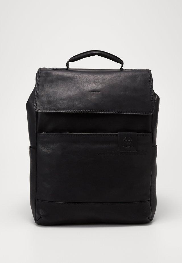 HYDE PARK BACKPACK - Plecak - black