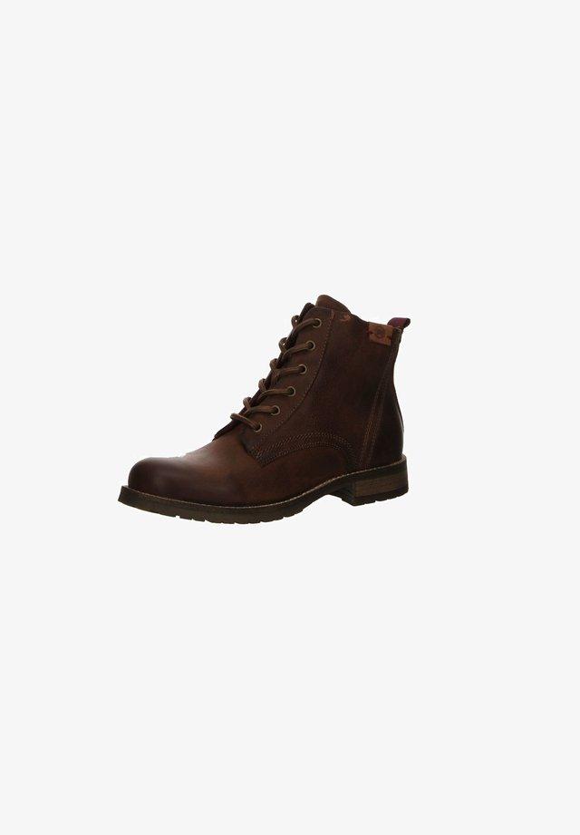Ankle boots - mittel-braun