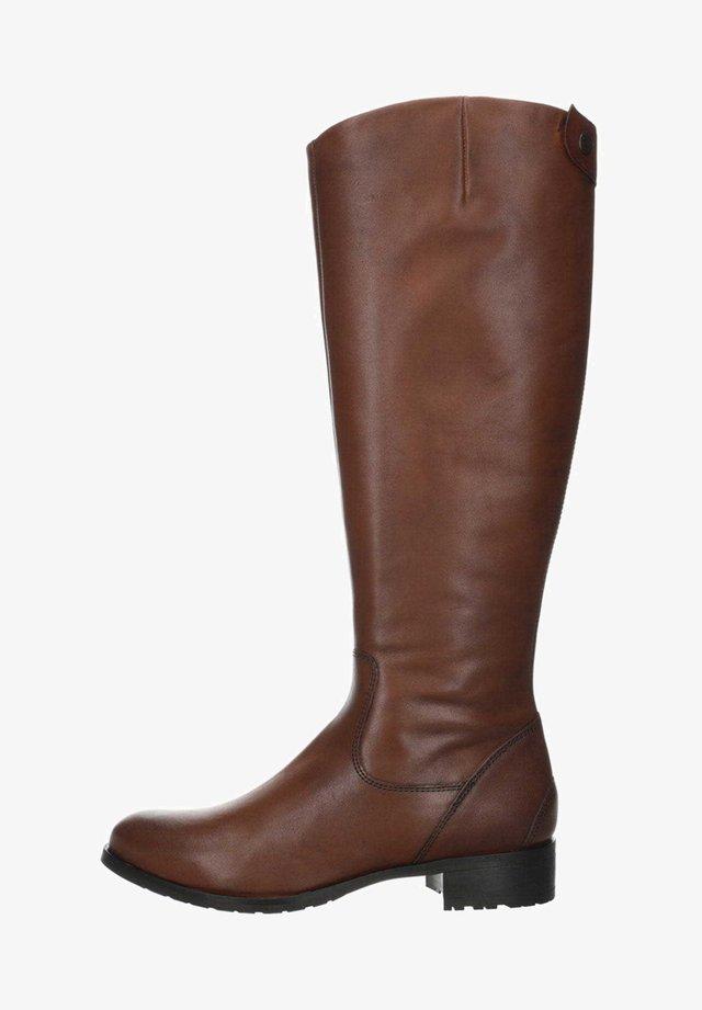 Boots - mittel-braun