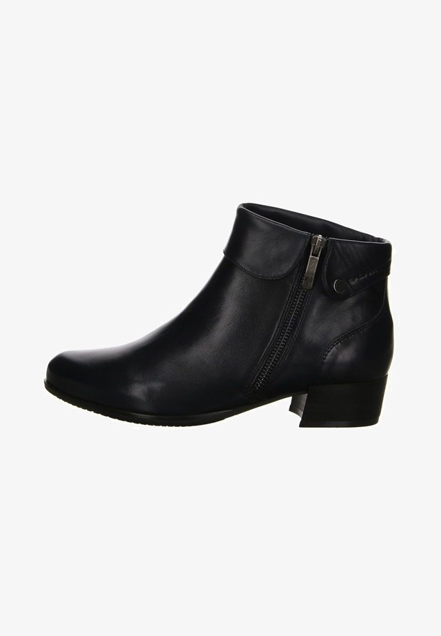 Classic ankle boots - blau