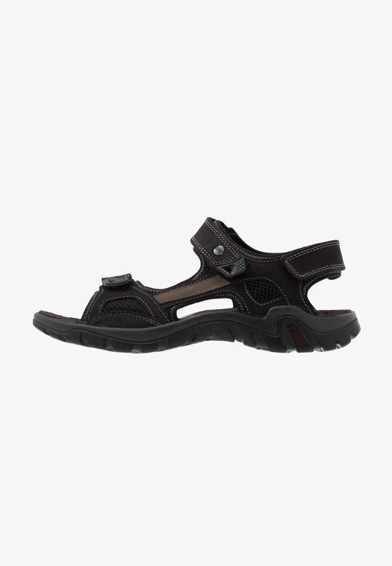 Salamander - DINO - Walking sandals - black
