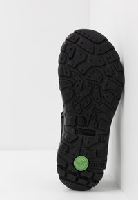 Salamander - DINO - Walking sandals - black - 4
