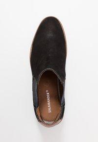 Salamander - VASCO - Classic ankle boots - black - 1