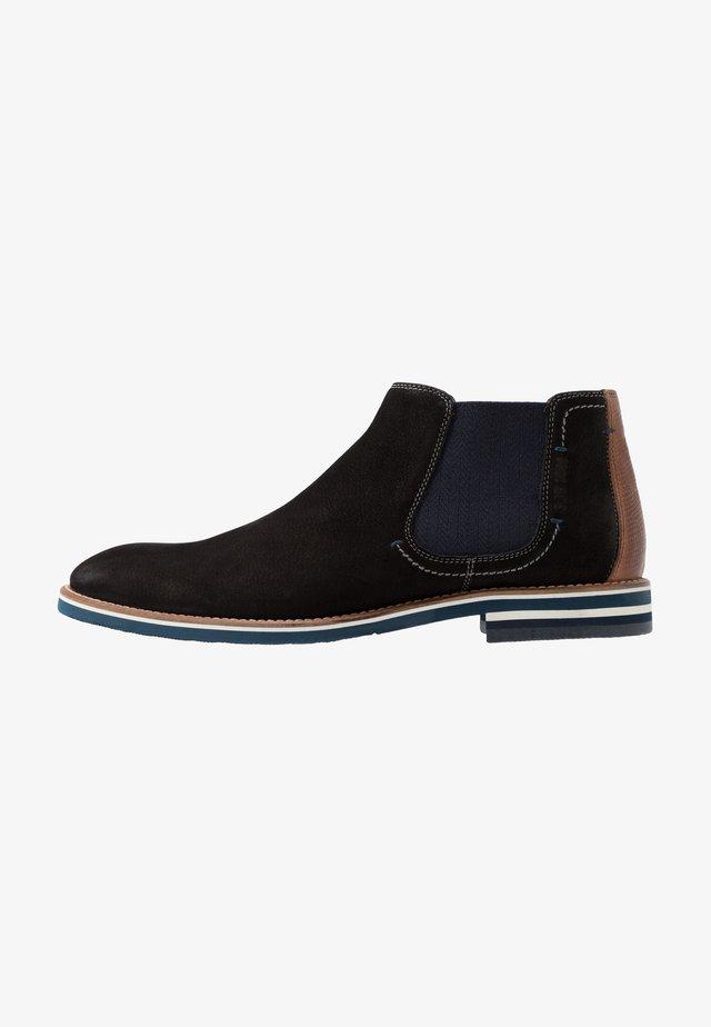 VASCO - Kotníkové boty - black