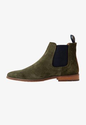 VENTINO - Kotníkové boty - olive