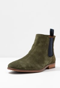 Salamander - VENTINO - Classic ankle boots - olive - 2