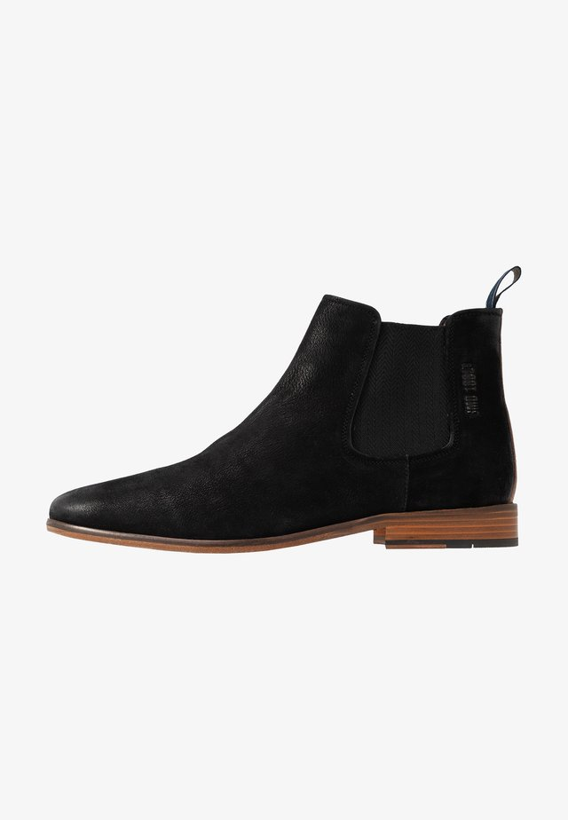 VENTINO - Classic ankle boots - black