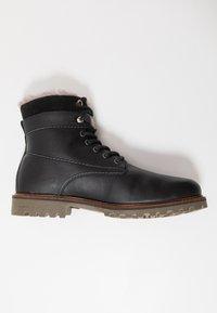 Salamander - HARROLD - Lace-up ankle boots - black - 1