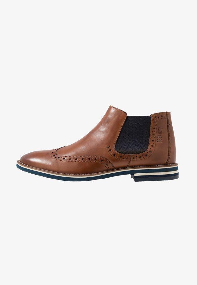 VASCO - Kotníkové boty - tan