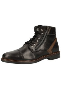Salamander - Lace-up ankle boots - black 01 - 2