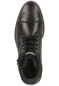 Salamander - Lace-up ankle boots - black 01 - 1