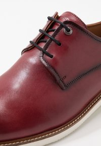 Salamander - HARLIN - Lace-ups - red - 5