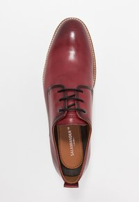 Salamander - HARLIN - Lace-ups - red - 1