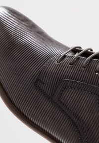 Salamander - VENTINO - Smart lace-ups - grey - 5