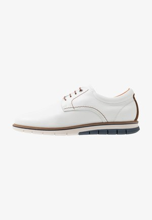 MATHEUS - Lace-ups - white