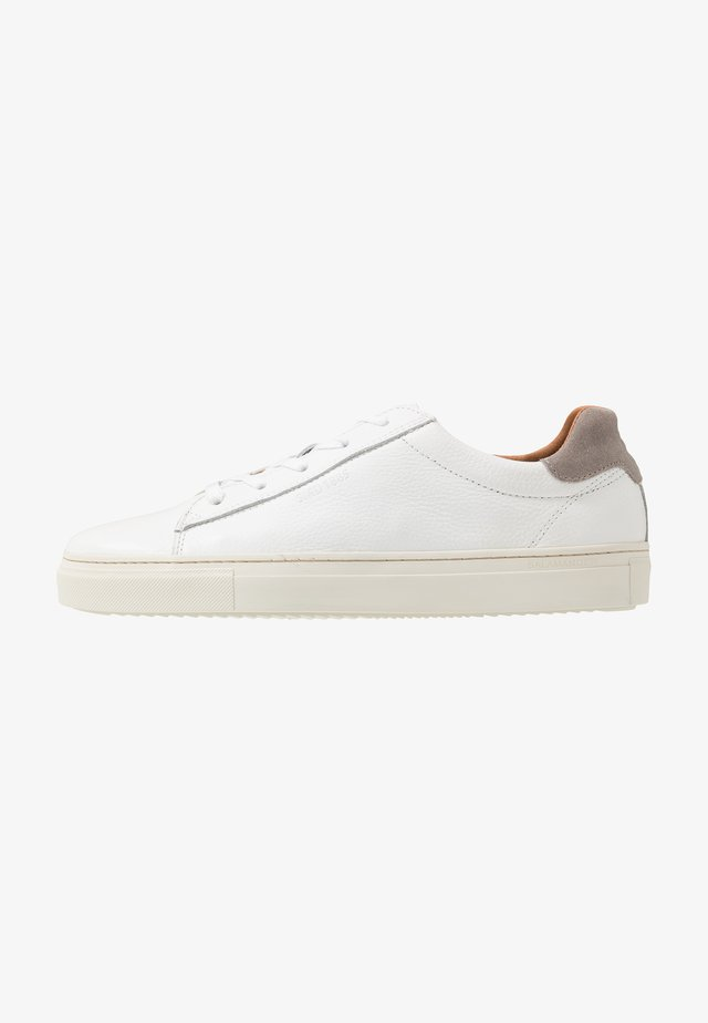 GINOTTO - Sneakersy niskie - white/light grey