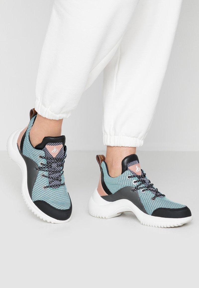 Sam Edelman - MEENA - Sneaker low - mint/multicolor