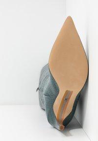 Sam Edelman - FRAYA - Laarzen met hoge hak - grey - 6