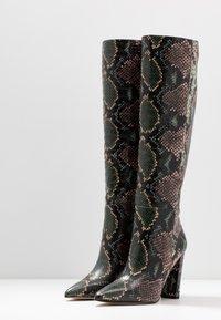 Sam Edelman - RAAKEL - Boots med høye hæler - wintergreen - 4