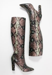 Sam Edelman - RAAKEL - Boots med høye hæler - wintergreen - 3