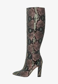 Sam Edelman - RAAKEL - Boots med høye hæler - wintergreen - 1