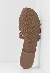 Sam Edelman - BAY SPLENDOR - Pantofle - warm mahogany - 6