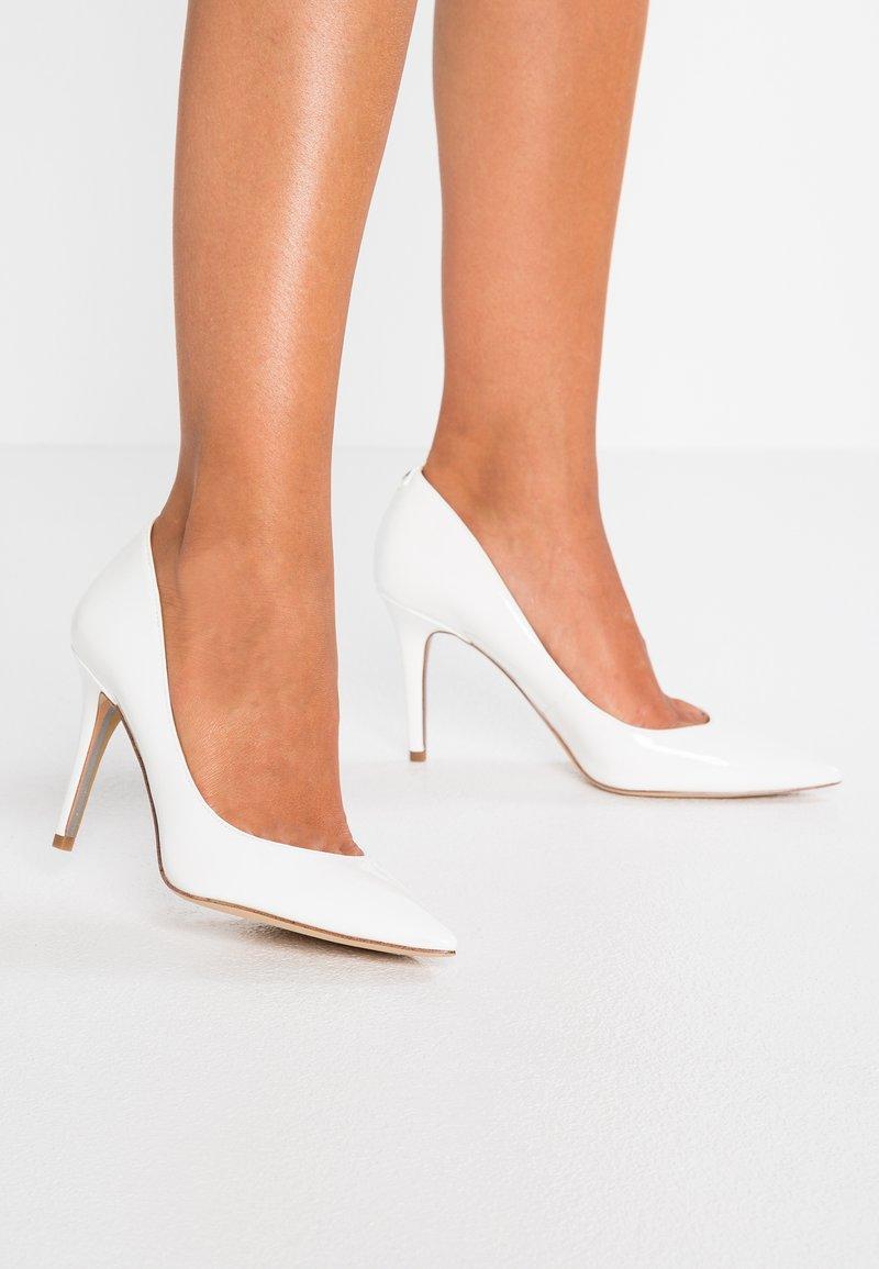Sam Edelman - MARGIE - High Heel Pumps - bright white