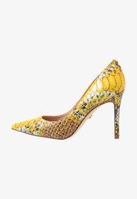 Sam Edelman - HAZEL - Lodičky na vysokém podpatku - yellow/multicolor - 1