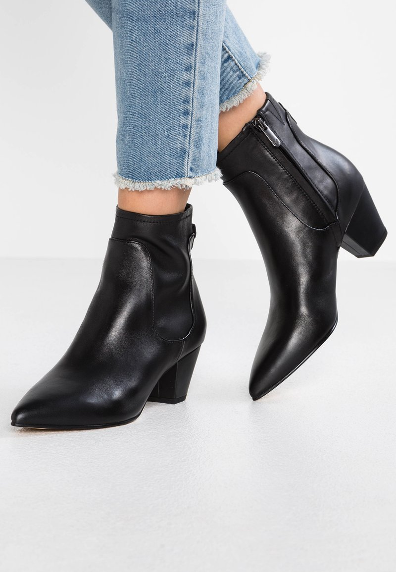 Sam Edelman - KARLEE - Classic ankle boots - black