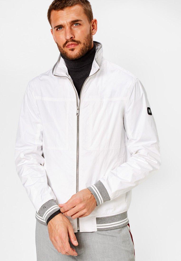 S4 Jackets - Bomber Jacket - coconut white