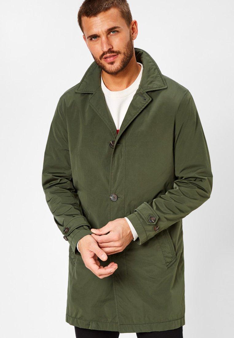 S4 Jackets - Trenchcoat - green