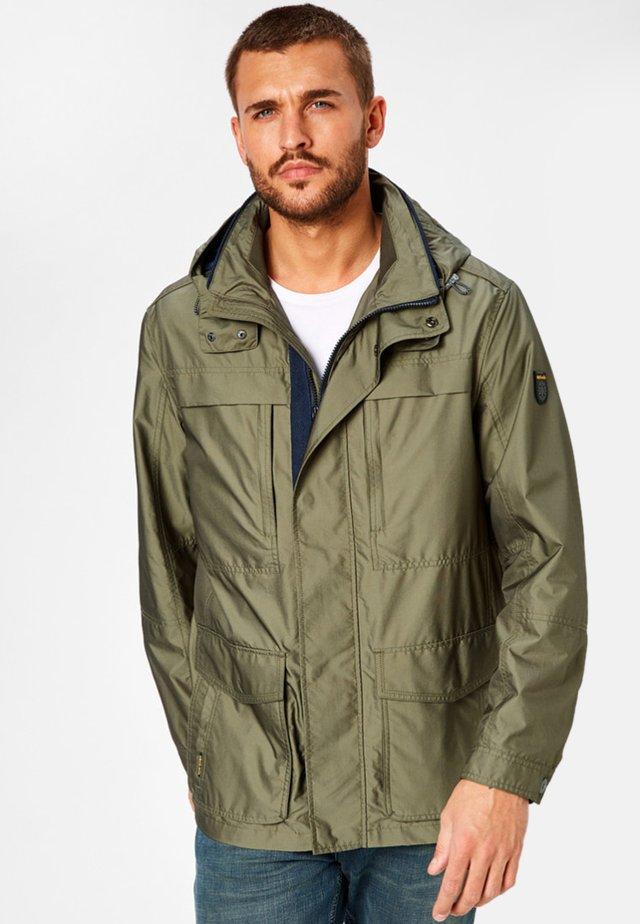ULYSSES - Outdoor jacket - olive