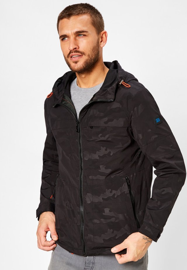 TROUBLE - Outdoor jacket - black
