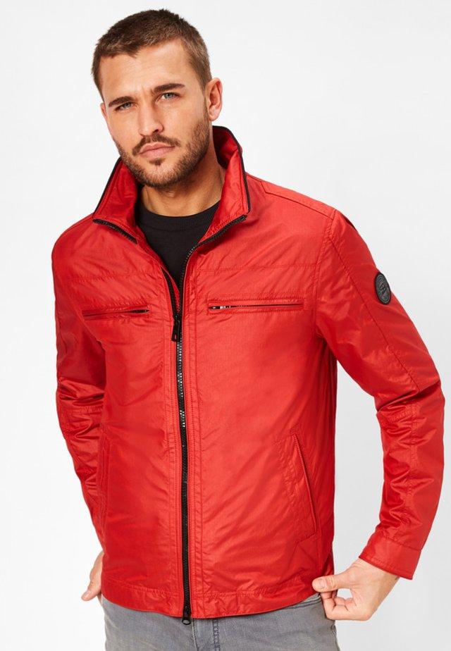 TOP GUN - Outdoor jacket - red