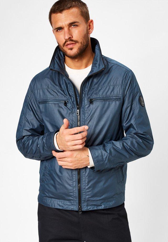 TOP GUN - Outdoor jacket - seaport blue