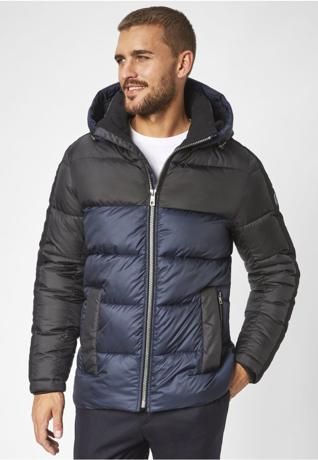 WILDFIRE - Winter jacket - navy/black