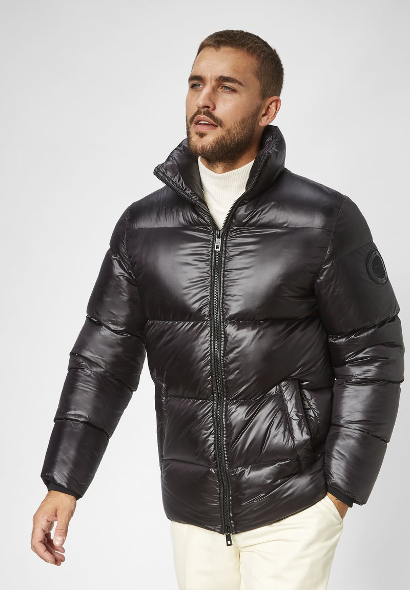 S4 Jackets - WANTED  - Winter jacket - black