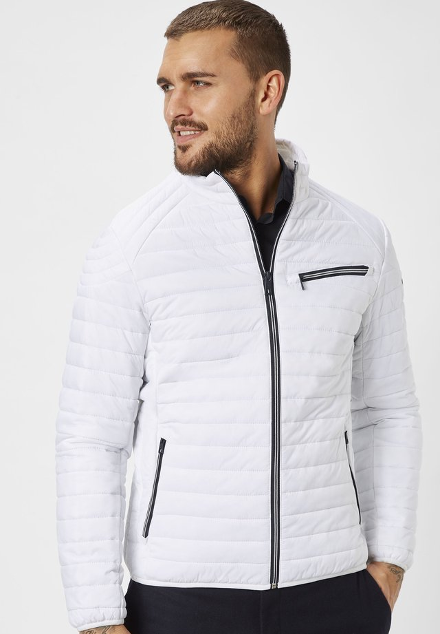 MADBOY RELOADED - Light jacket - arctic white