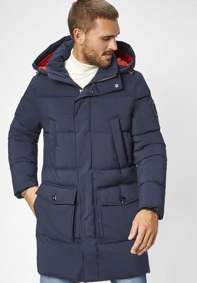 WALKABOUT  - Winter coat - navy
