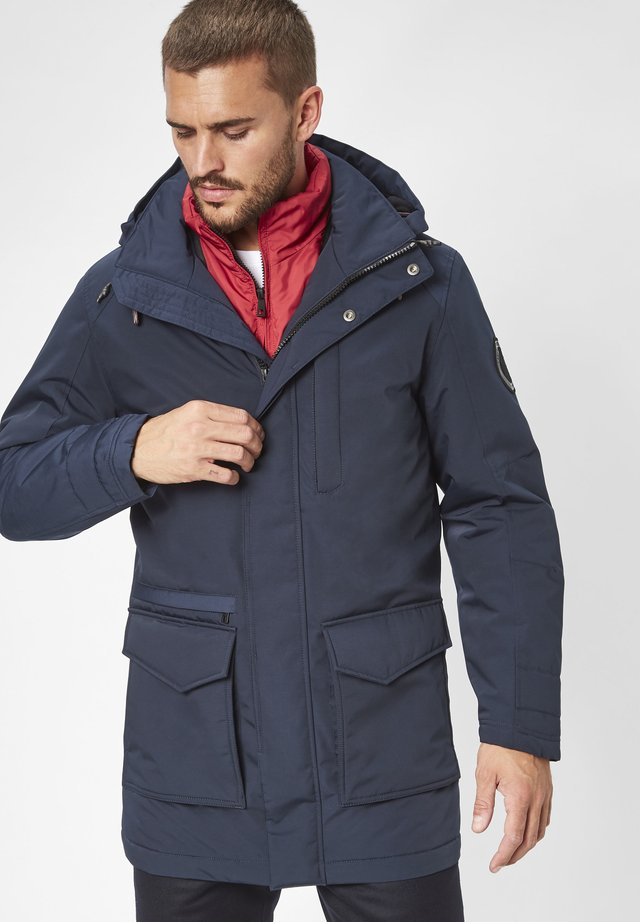 WINSTON - Winter coat - navy