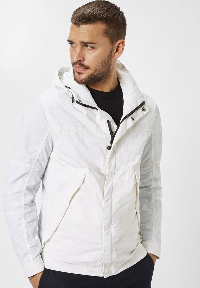 Summer jacket - arctic white