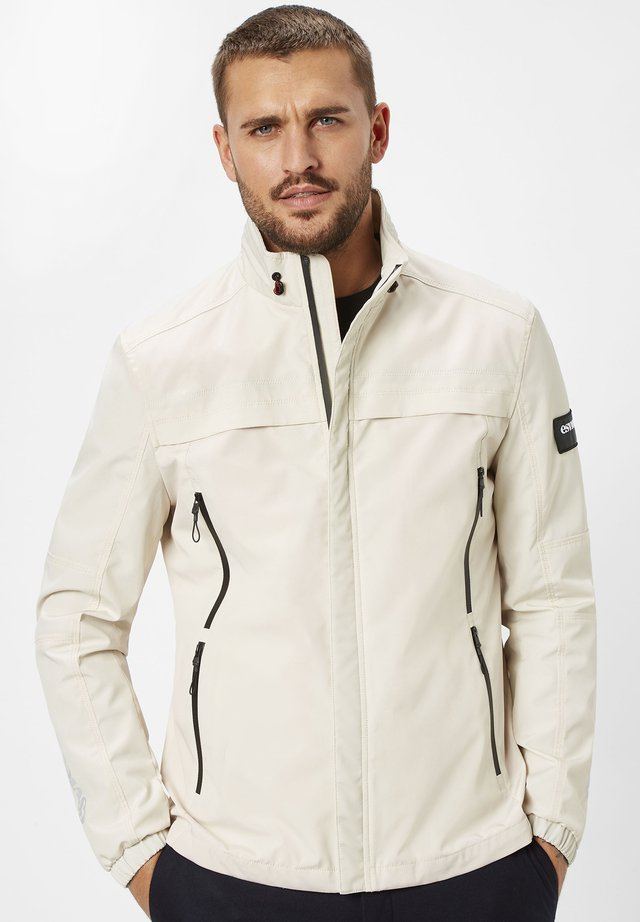 HEYLOR - Outdoor jacket - beige