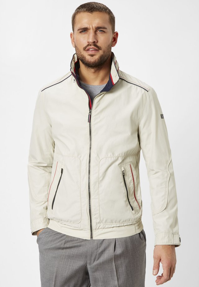 UNBREAKABLE - Outdoor jacket - beige